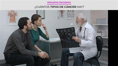 ¿Cuántos tipos de cáncer hay?   Pulso al Cáncer