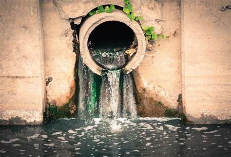 ¿Cuántos tipos de contaminación del agua hay ...