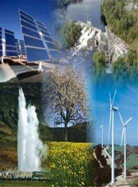¿Cuántos Tipos De Energía Renovable Existen?   D Force Solar