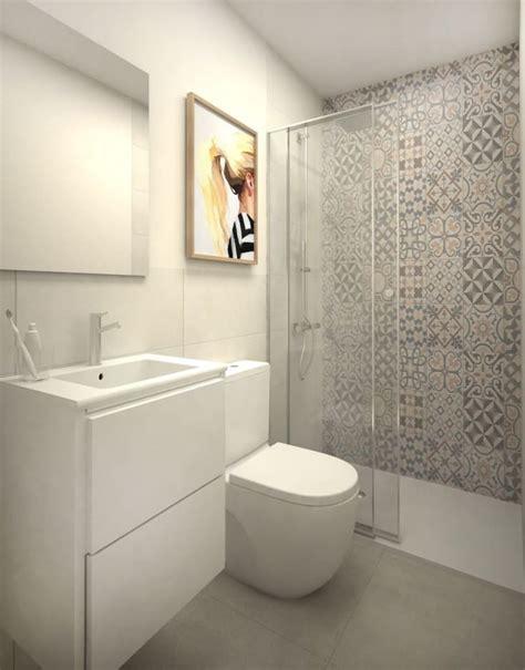 Cuarto de baño suite baños de estilo moderno de grupo ...