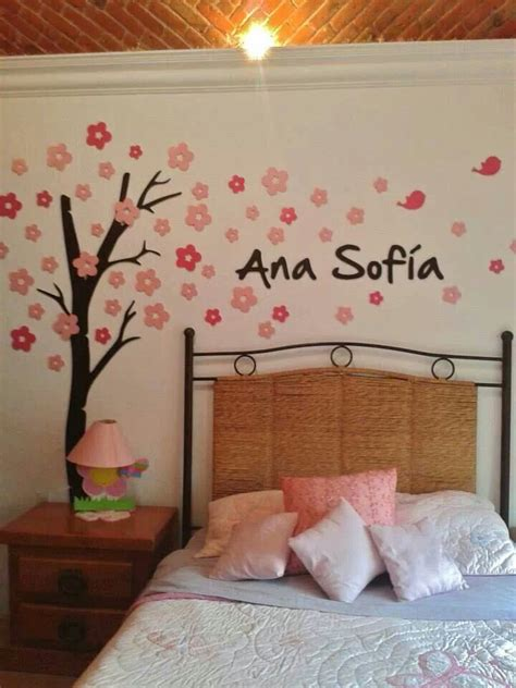 Cuarto de ninas | bebes | Kids bedroom, Teen Bedroom y ...