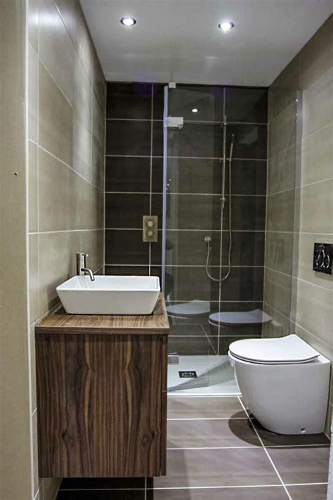 Cuartos de baño pequeños, diseños interesantes
