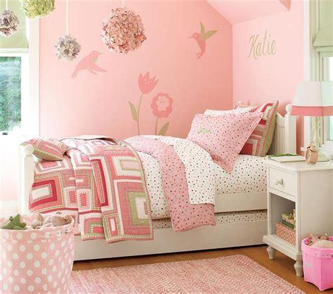 Cuartos decorados para niñas | libertad