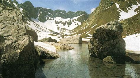 Cuarzo, Feldespato y Mica: Parque Natural de los Valles ...