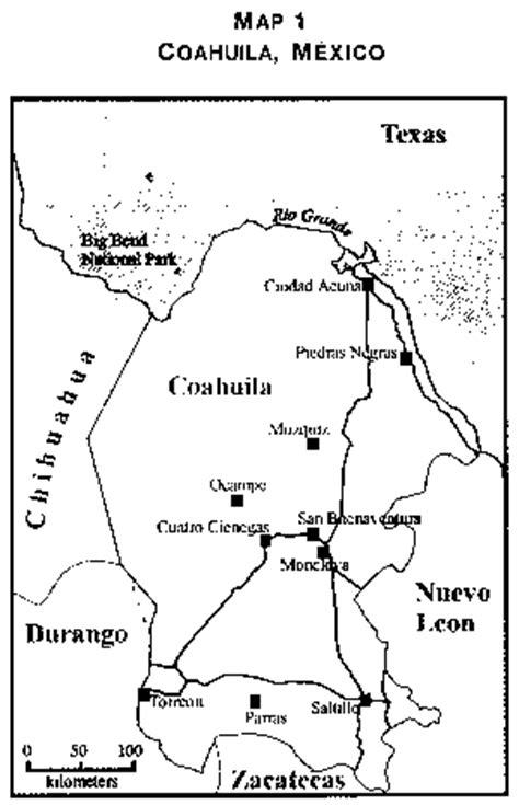 Cuatro Ciénegas, Coahuila, México