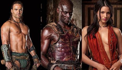 Cuatro estrena este martes  Spartacus: Venganza , la ...
