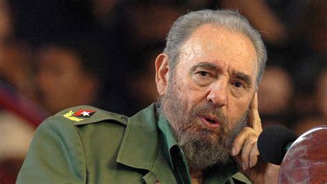 Cuba anuncia detalles del funeral de Fidel Castro y duelo ...