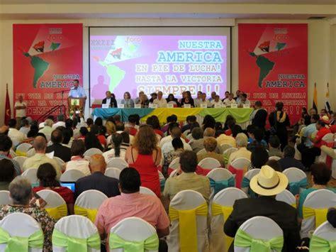 Cuba será la sede del XXIV Encuentro de Foro de Sao Paulo ...