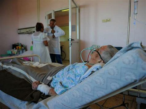 Cuba, the Healthcare Darling of the Left, Is Running Out ...