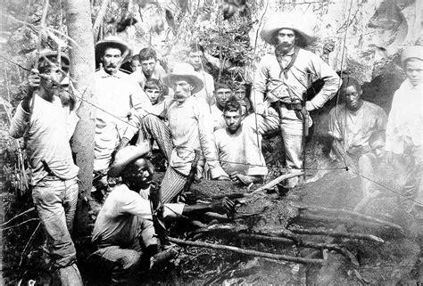 Cuban War of Independence  1895 1898