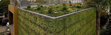 Cubiertas vegetales  II : Fachadas vegetales | Giacomini S ...