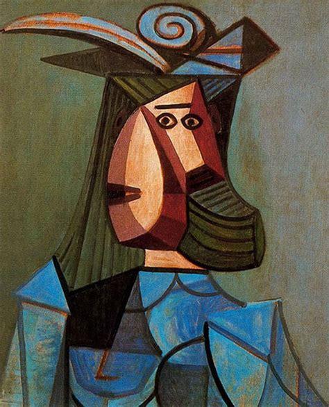 Cubism Portrait by Picasso – Paint by Diamonds
