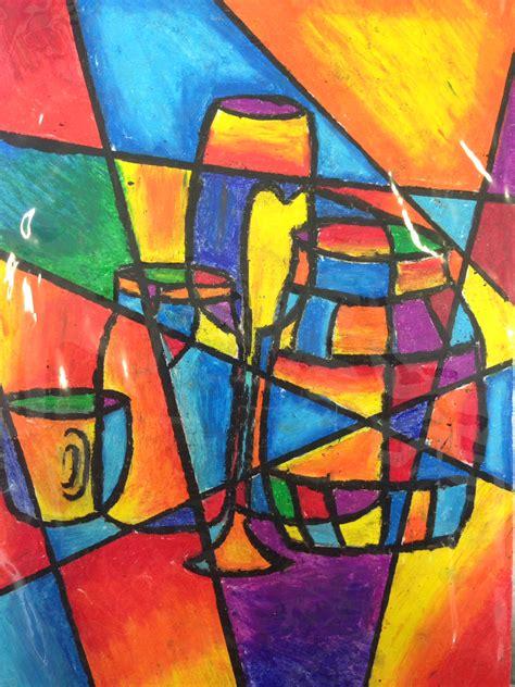 Cubism Still Life | Nat Gets Nifty