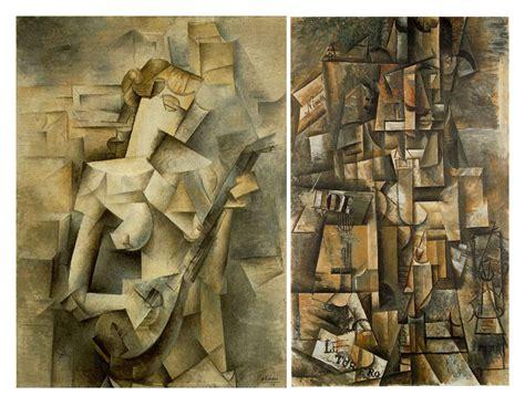 cubist movement | BURGESSART