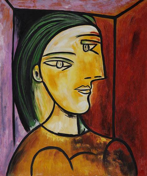Cubist Oil Painting 20*24  Reproduction Pablo Picasso ...