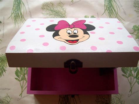 CUCADAS: Cajas decoradas infantiles