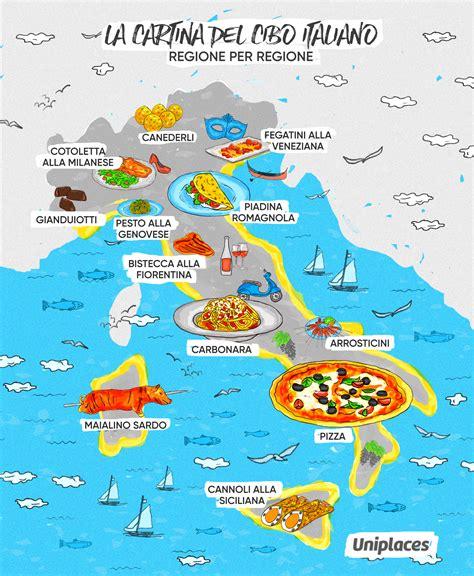 Cucina Italiana   Il Meglio Regione per Regione