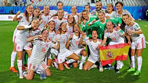 Cuenta atrás para la selección española de fútbol femenino ...