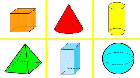 Cuerpos Geométricos Básicos   Figuras Geométricas 3D   Los ...