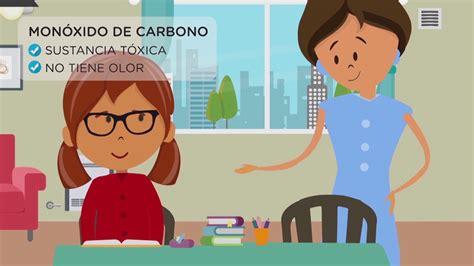 Cuidate del Monóxido de Carbono   YouTube