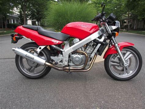 Cult Classic   1989 Honda Hawk GT   Rare SportBikes For Sale