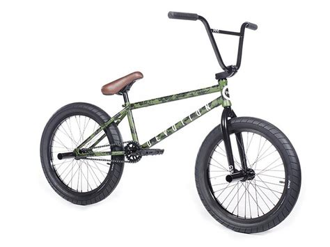 Cult  Devotion B  2018 BMX Bike   Green Patina   kunstform ...