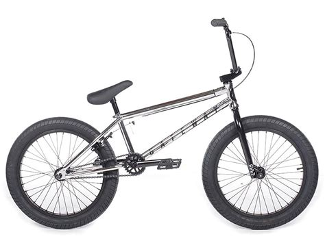 Cult  Gateway B  2018 BMX Bike   Chrome   kunstform BMX ...