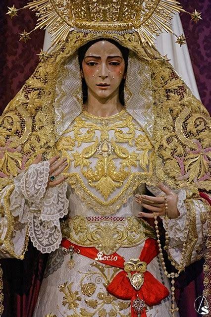 Cultos a María Stma del Rocío  Redención   Incluye galería