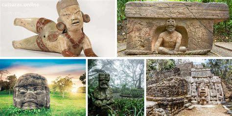 Cultura Olmeca   Origen, Historia y Ubicación 【 Imágenes