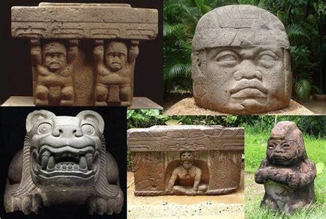 CULTURA OLMECA | Orígenes, características, arte, sociedad ...
