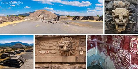 Cultura Teotihuacana   Qué es, Origen y Características ...