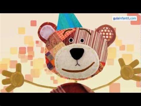 Cumpleaños feliz, canción infantil para felicitar el ...
