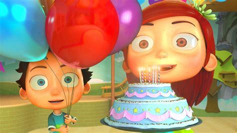 Cumpleaños Feliz cancion infantil   Sunnyside canciones ...