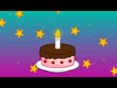 Cumpleaños feliz con letra   YouTube