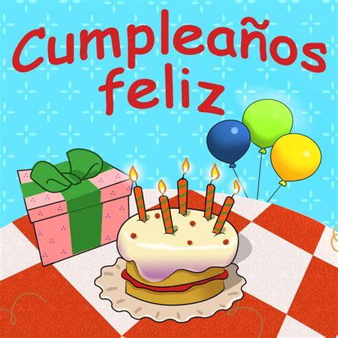 Cumpleaños Feliz  feat. Música Infantil  by Canciones ...
