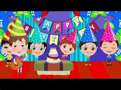 Cumpleaños Feliz   la canción para celebrar tu cumpleaños ...
