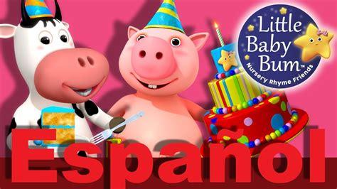 Cumpleaños feliz | Parte 2 | Canciones infantiles ...