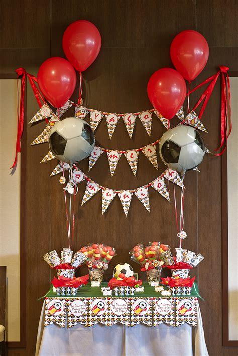Cumpleaños niño | Celebralobonito: Banderines y decoración ...