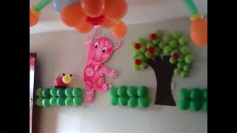 Cumpleaños The Backyardigans decoracion infantil   YouTube