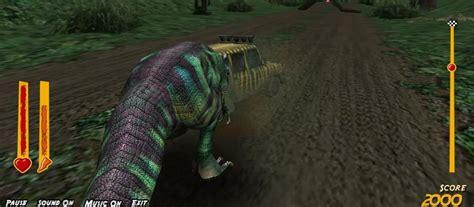 Cunzy1 1 s Dinosaurs in Games Blog: Tyrannosaurus Run