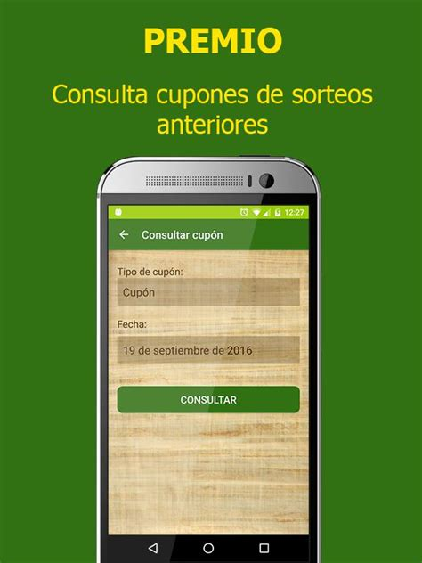 Cupon de la ONCE for Android   APK Download