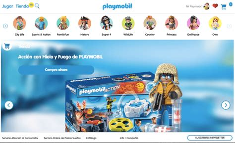 Cupones de descuento Playmobil   40%   Abril 2020