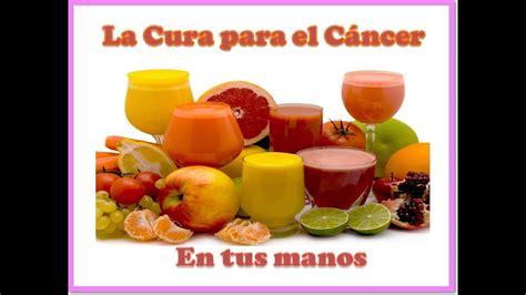 Cura para el cancer   tratamiento para curar el cancer ...
