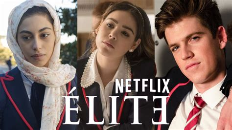 Curiosidades de ÉLITE, temporada 2 | Ticketmaster Blog