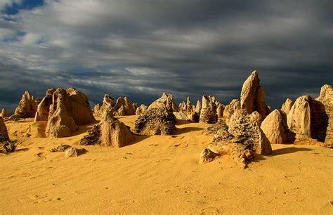 Curiosidades del Mundo: El extraño desierto de los ...