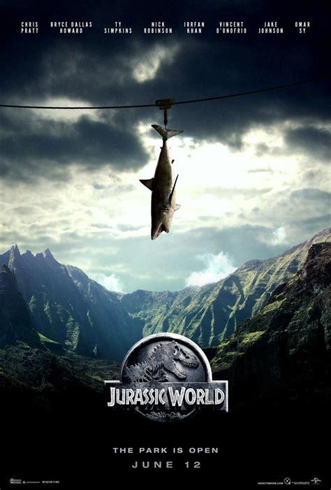 Curiosidades pre estreno: Jurassic World.