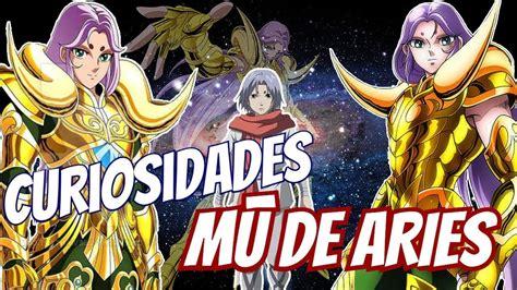 Curiosidades Sobre Mu de Aries!!   Los Caballeros del ...
