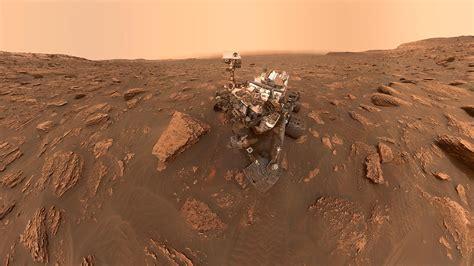 Curiosity on the Move Again – NASA's Mars Exploration Program