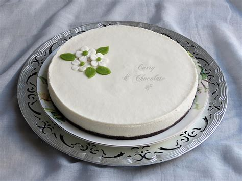 Curry y Chocolate: Tarta mousse de chocolate blanco y coco ...