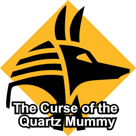 CURSE OF THE QUARTZ MUMMY: Interactive Fiction 1.1 by ...